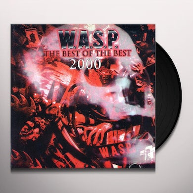 W.A.S.P BEST OF THE BEST Vinyl Record