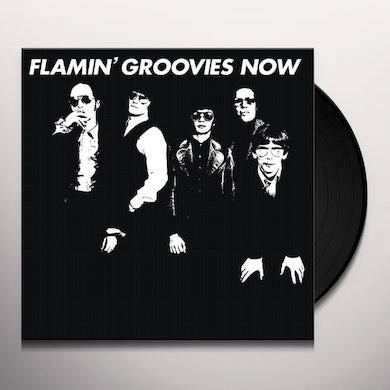 Flamin Groovies NOW Vinyl Record