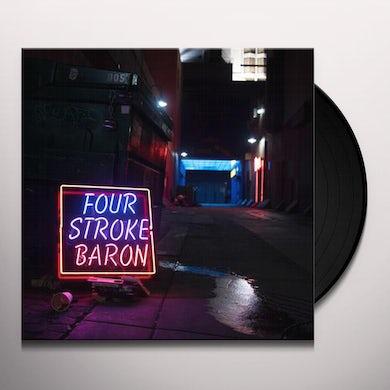 Four Stroke Baron PLANET SILVER SCREEN Vinyl Record