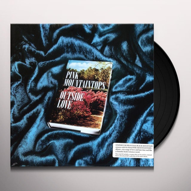 Pink Mountaintops OUTSIDE LOVE Vinyl Record