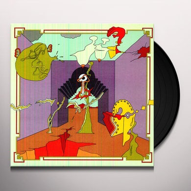 Aids Wolf MA VIE BANALE AVANT-GARDE Vinyl Record