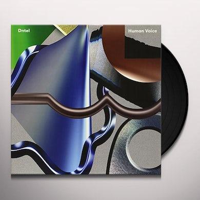Dntel HUMAN VOICE Vinyl Record