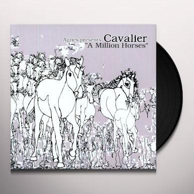 Cavalier MILLION HORSES Vinyl Record