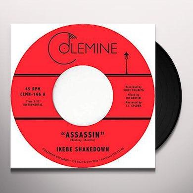 Ikebe Shakedown ASSASSIN Vinyl Record