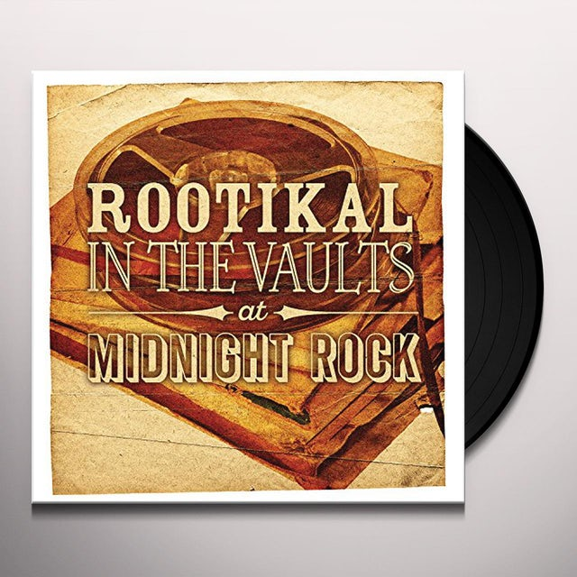 Rootikal In The Vaults At Midnight Rock / Various