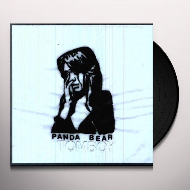 Panda Bear TOMBOY Vinyl Record - Digital Download Included