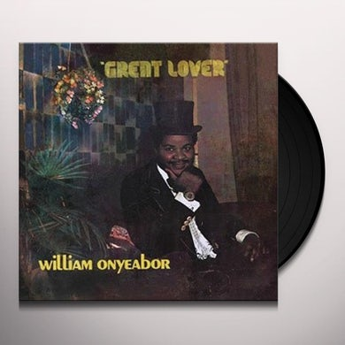 GREAT LOVER Vinyl Record