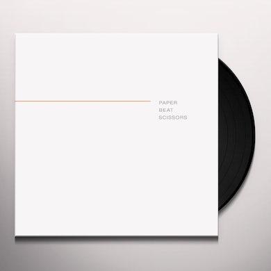 Paper Beat Scissors PARALLEL LINE Vinyl Record