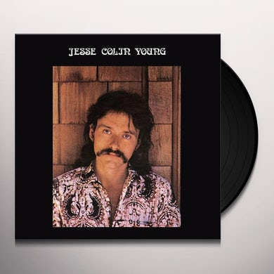 Jesse Colin Young SONG FOR JULI Vinyl Record