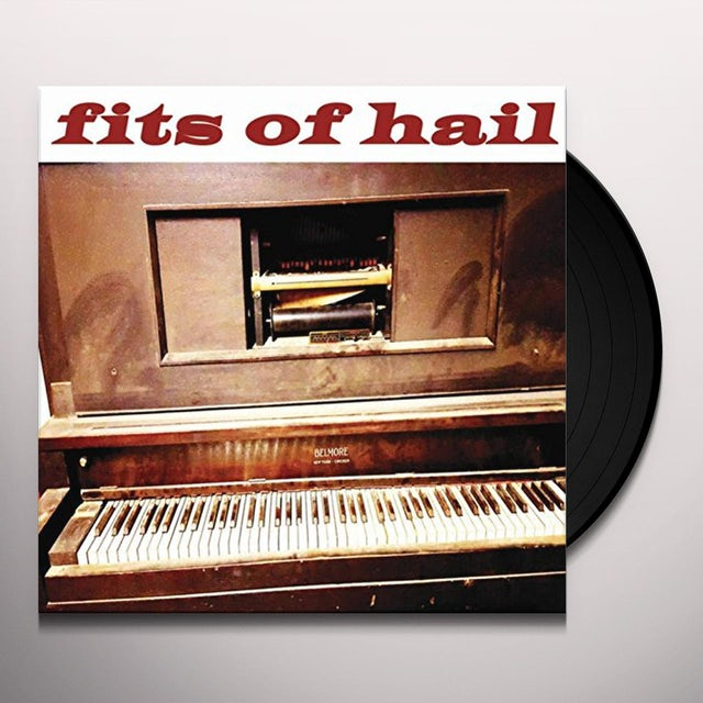 Fits Of Hail BELMORE Vinyl Record