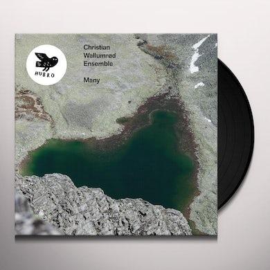 Christian Ensemble Wallumrod MANY Vinyl Record
