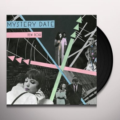 MYSTERY DATE NEW NOIR Vinyl Record