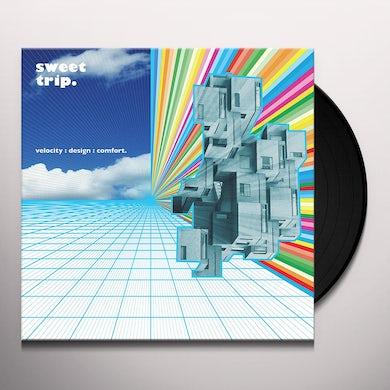 Sweet Trip VELOCITY: DESIGN: COMFORT Vinyl Record