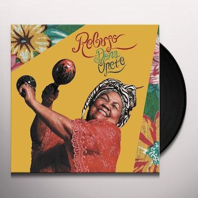 Dona Onete REBUJO Vinyl Record