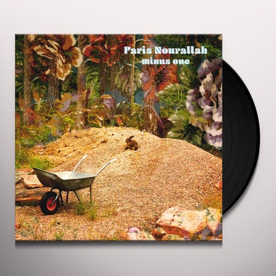 Faris Nourallah MINUS ONE Vinyl Record