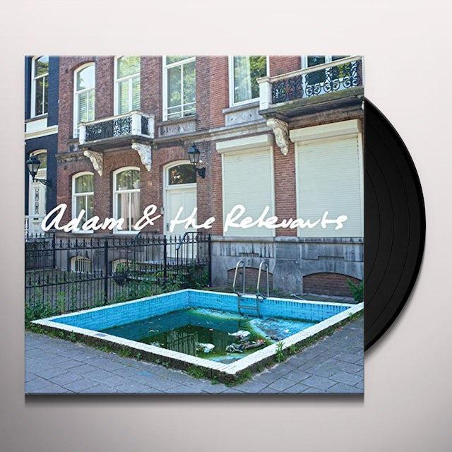 Adam & The Relevants Vinyl Record