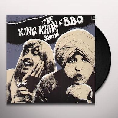 The King Khan & BBQ Show WHAT'S FOR DINNER Vinyl Record