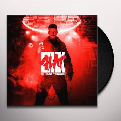 Erik Urano VANTABLACK / MOLECULAR Vinyl Record