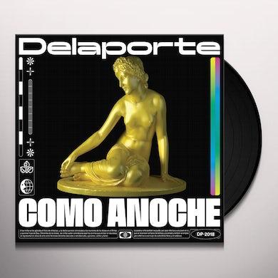 Delaporte COMO ANOCHE Vinyl Record
