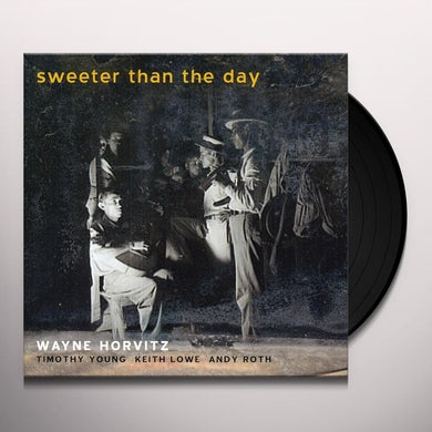 SWEETER THAN THE DAY Vinyl Record