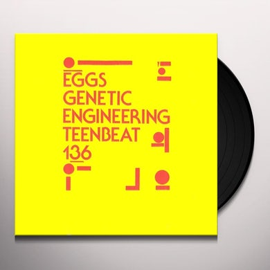 Eggs GENETIC ENGINEERING Vinyl Record
