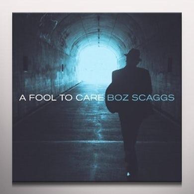 Boz Scaggs FOOL TO CARE (BN) Vinyl Record