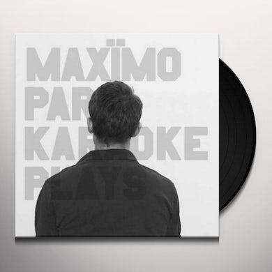 Maximo Park KARAOKE PLAYS PT. 2 Vinyl Record