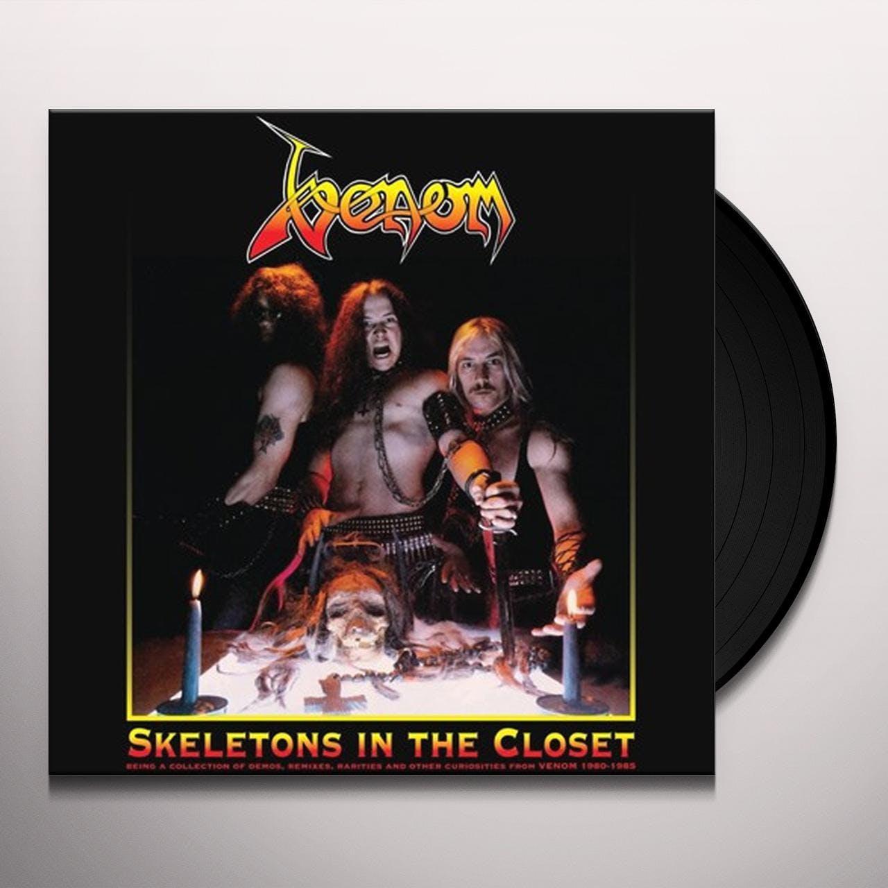 Venom Skeletons In The Closet Vinyl Record