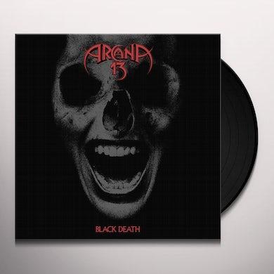 BLACK DEATH Vinyl Record