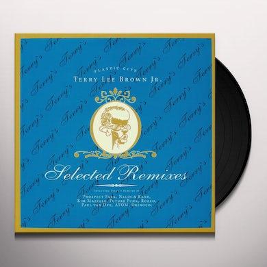 Terry Lee Brown, Jr. REMIXES Vinyl Record