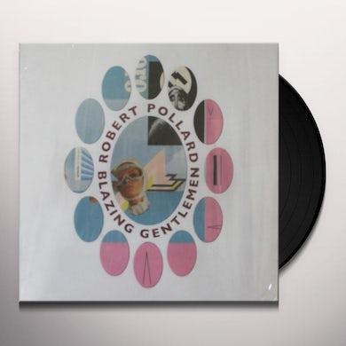 BLAZING GENTLEMEN Vinyl Record
