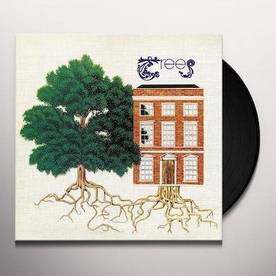 Trees GARDEN OF JANE DELAWNEY (GREEN VINYL) Vinyl Record