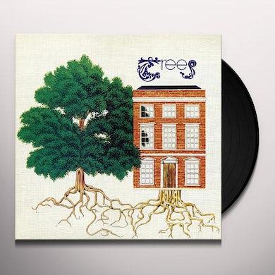 Trees GARDEN OF JANE DELAWNEY (WHITE VINYL) Vinyl Record
