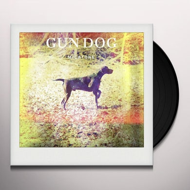 Micatone GUN DOG (ALEX BARCK REMIX) Vinyl Record