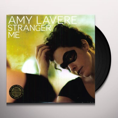 Amy Lavere STRANGE ME Vinyl Record