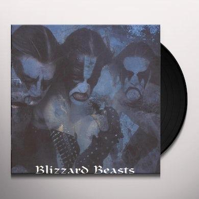 Immortal BLIZZARD BEASTS Vinyl Record