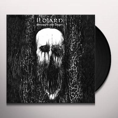 Ildjarn STRENGTH & ANGER Vinyl Record