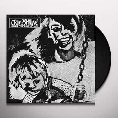 Crimpshrine  DUCT TAPE SOUP Vinyl Record