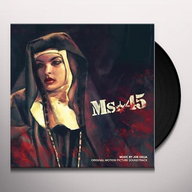 Joe Delia MS 45 Vinyl Record