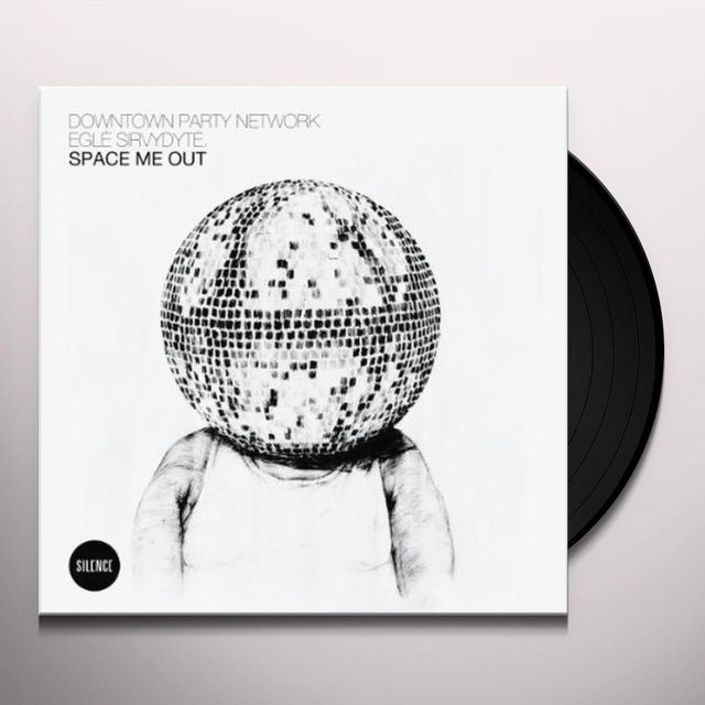 Downtown Party Network SPACE ME OUT Vinyl Record