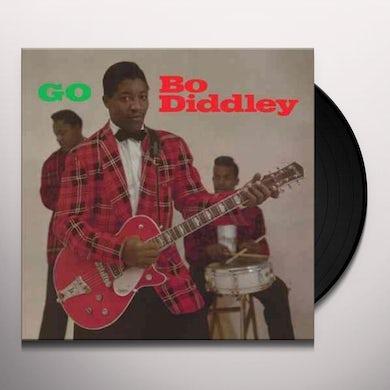 Go Bo Diddley Vinyl Record