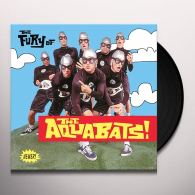 FURY OF THE AQUABATS Vinyl Record