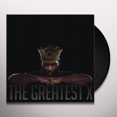 GREATEST X Vinyl Record