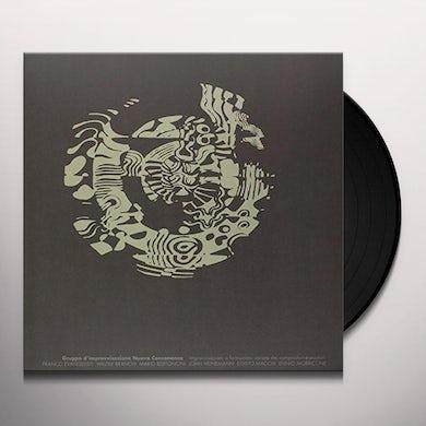 GRUPPO DI IMPROVVISAZIONE NUOVA CONSONANZA Vinyl Record