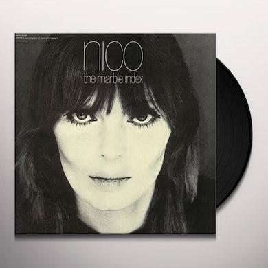 Nico THE MARBLE INDEX Vinyl Record