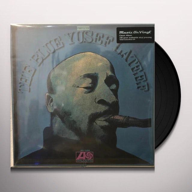BLUE YUSEF LATEEF Vinyl Record - Holland Release
