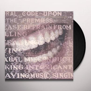 Alanis Morissette Supposed Former Infatuation Junkie - Limited Edition Gatefold 180 Gram Double LP Vinyl Record