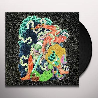 Dj Krush MESSAGE AT THE DEPTH Vinyl Record