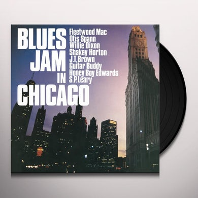Fleetwood Mac BLUES JAM IN CHICAGO VOL. 1-2 Vinyl Record