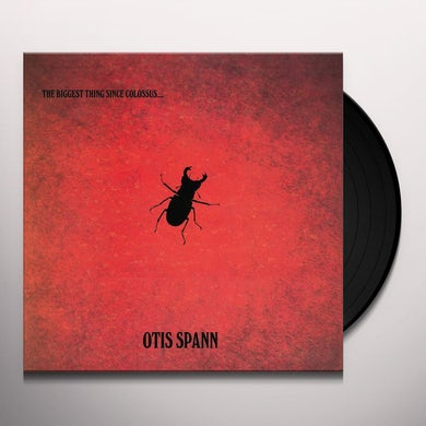 Otis Spann BIGGEST THING SINCE COLOSSUS Vinyl Record